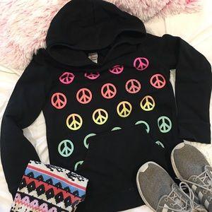 Girls sweatshirt. Size 10
